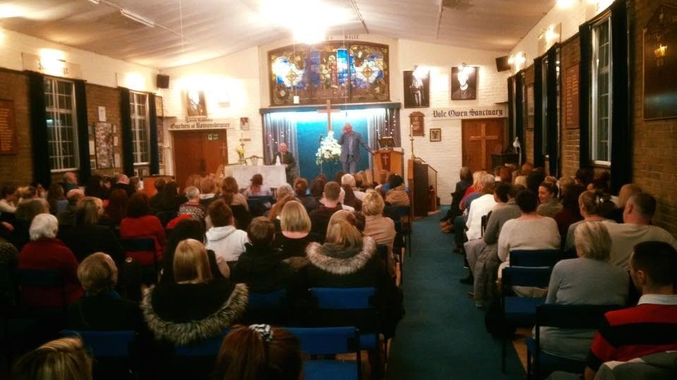 Mediumship at Wimbledon Spiritualist Church